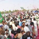 Shahbaz Sharif visit NA 129 Lahore Areas 5