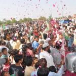 Shahbaz Sharif visit NA 129 Lahore Areas 7