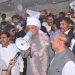 Shahbaz Sharif visit NA 129 Lahore Areas 8