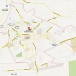 Street Map Bahawalpur City - NA 185 Consituency
