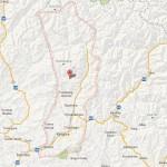 Swat District Map