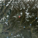Swat District Satellite Map