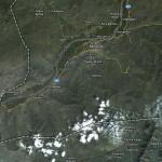 Swat Satellite Map NA 29 - Mingora, Saidu Sharif, Barikot, Kanju, Kabal, Shamazai