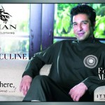 I-Men Summer Collection By Ittehad Textiles with Wasim Akram