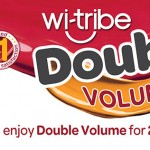 wi-tribe Double Volume Offer