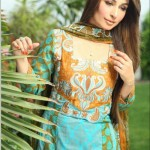 Deeba Summer Lawn By Shariq Textiles ft. Reema Khan