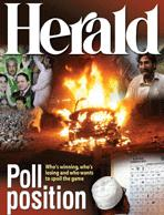 Herald Magazine Survey 2013