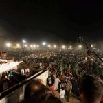 Nawaz Sharif Jalsa in Lahore on 9-5-2013