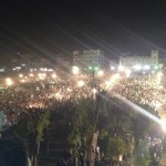 Nawaz Sharif (PML-N) Jalsa in Faisalabad