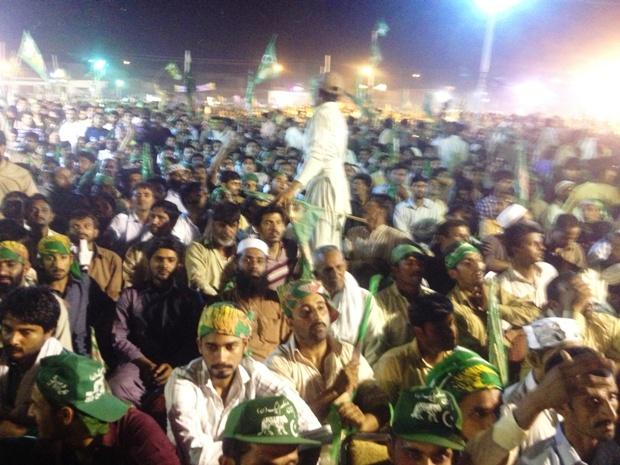 Nawaz Sharif PMLN Jalsa Multan (7)