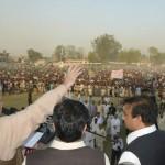 Nawaz Sharif  (PMLN) Jalsa in Kabirwala