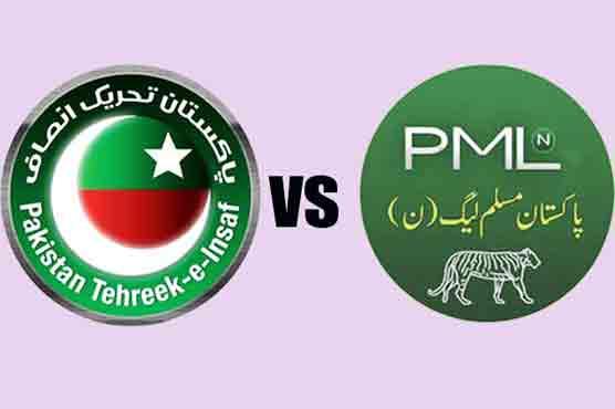 PMLN Vs PTI