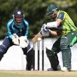 Pakistan VS Scotland 1st ODI Match Summery