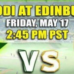 Pakistan VS Scotland 1st ODI - Watch Live
