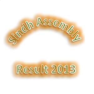 Sindh Assembly Election Result 2013
