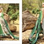 Nadia Hussain Premium Lawn 1