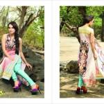 Nadia Hussain Premium Lawn 17