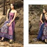 Nadia Hussain Premium Lawn 4