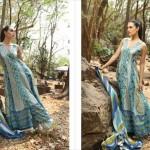 Nadia Hussain Premium Lawn 6