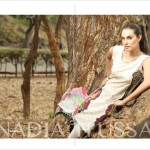 Nadia Hussain Premium Lawn Collection by Shariq Textiles