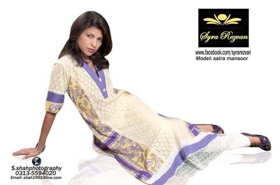 Vibgyor Casual Wear Dress 4