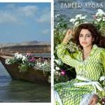 Zaheer Abbas Summer Lawn 1