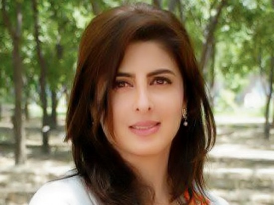 Ayla malik PTI Candidate for NA-71 By-Election