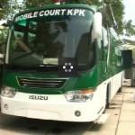 KPK Mobile Court Bus