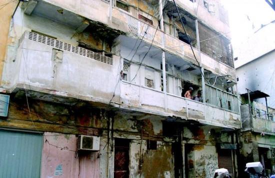 Mamnoon Hussain House in Karachi