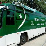 Mobile High Court Bus Starts in Peshawar KPK