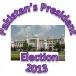Pakistan President Election 2013