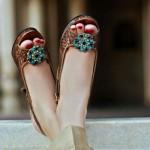 Farah Fatima Bridal Shoes 2