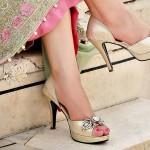 Farah & Fatima Bridal Shoes Fall Collection 2013