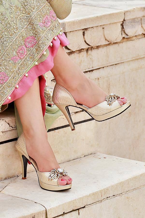 Farah & Fatima Bridal Shoes Fall Collection 2013 – Paki Mag