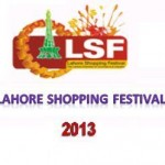 Lahore Shopping Festival Schedule 2013 (August 21-September 14)
