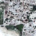 Satellite Location Map Heer, Ranjha Shrine Jhang