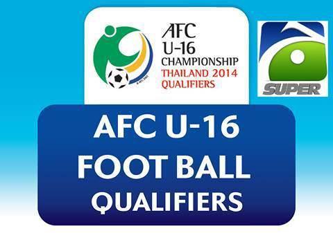 AFC U-16 Championship Pakistan