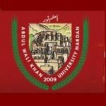 Abdul Wali Khan University Mardan (AWKUM) Logo