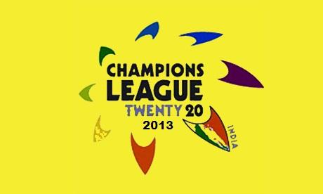 CLT20 India 2013