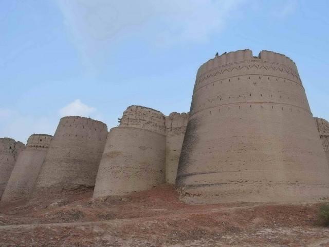Derawar Fort 11