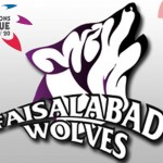 Faisalabad Wolves CLT20 Match Schedule