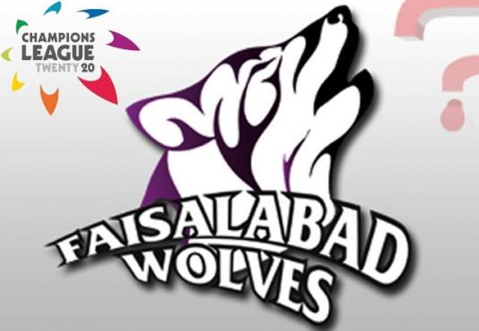 Faisalabad Wolves CLT20 Match