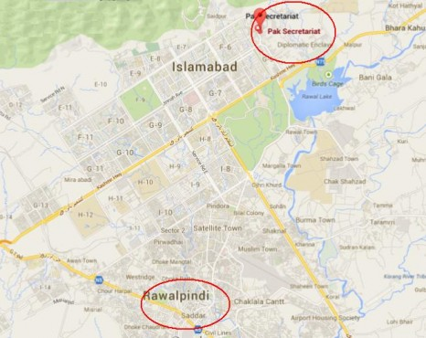 Metro Bus Rawalpindi Islamabad Route Map Paki Mag