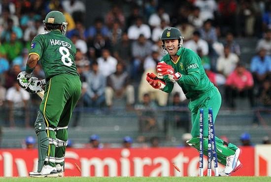 Pakistan South Africa Cricket Series UAE