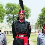 Tallest Ranger of Pakistan - Abdul Waheed