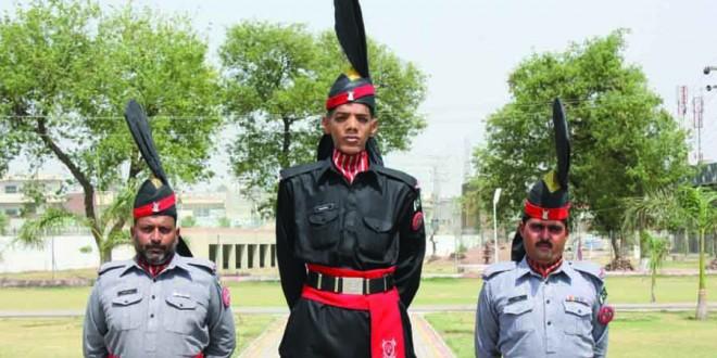 Tallest Ranger of Pakistan – Abdul Waheed – Paki Mag