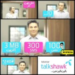 Telenor Talkshawk Mini Budget Offer Details