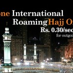 Ufone International Roaming Hajj Offer 2013