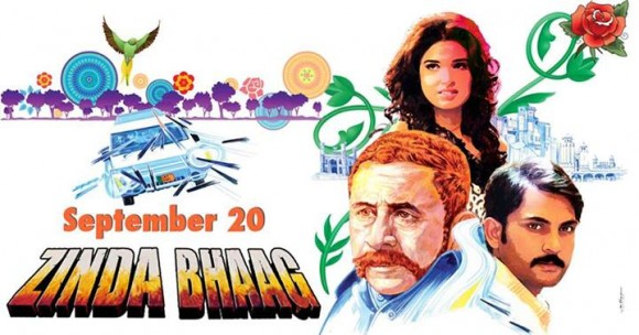 Zinda Bhaag Oscar