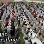 Arm Wrestling Record Event In Lahore